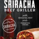 Sriracha Taco Bell from L.A. Times